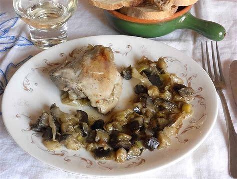 cucinare porro pollo con melanzane e porro cucinare it