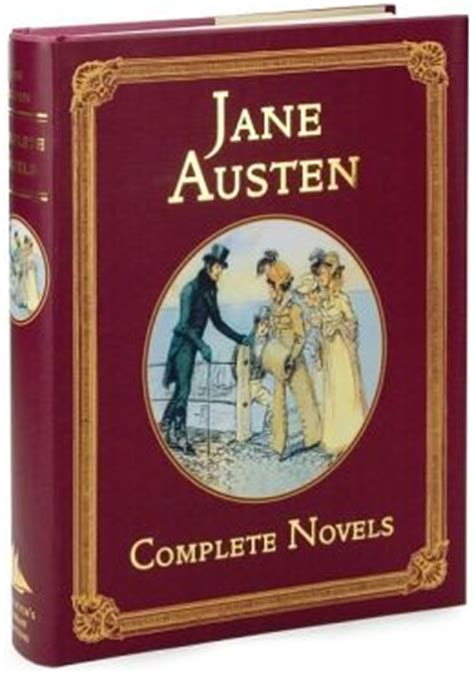 jane austen the complete jane austen complete novels collector s library editions series by jane austen