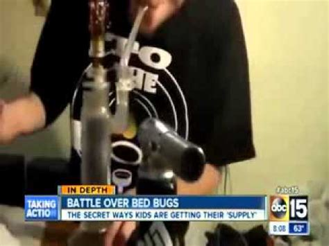 smoking bed bugs kids smoking bed bugs to get high youtube