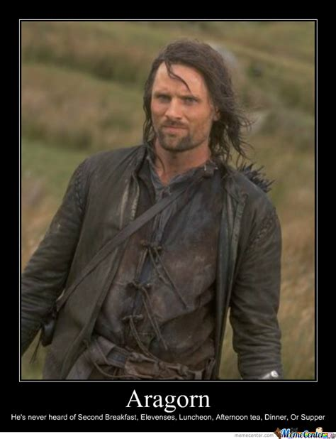 Aragorn Meme - aragorn by robolemur meme center