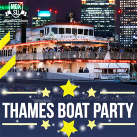 party boat thames thames boat party middlesex university students union