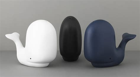 Normann Copenhagen Happy Whale By Jonas Wagell - 18 decorative animal objects that blur the line between