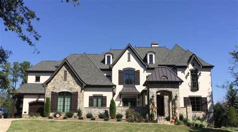 arh plan silver oak exterior  roof grand manor