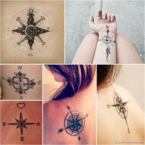 compass tattoo temporary 39 awesome compass tattoo design ideas temporary tattoos