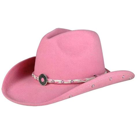 Cowboy Style Home Decor bullhide baby jane pink cowgirl hat pinto ranch
