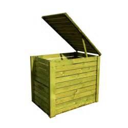 composteur de jardin bois l80xp120xh95 cm achat vente