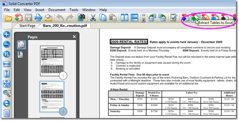 How To Convert Pdf To Excel Spreadsheet by Pdf To Excel Converter Pdf To Excel Converter Pdf To