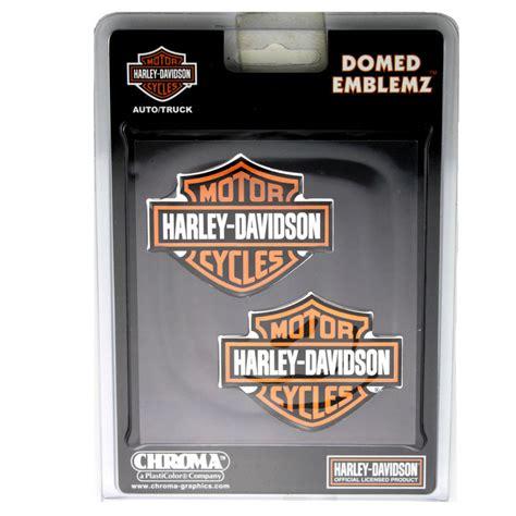 Harley Davidson Aufkleber Chrom by Harley Davidson Hd Classic Logo Domed Emblem Aufkleber
