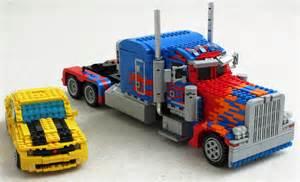 optimus prime transformer lego 05 9to5toys