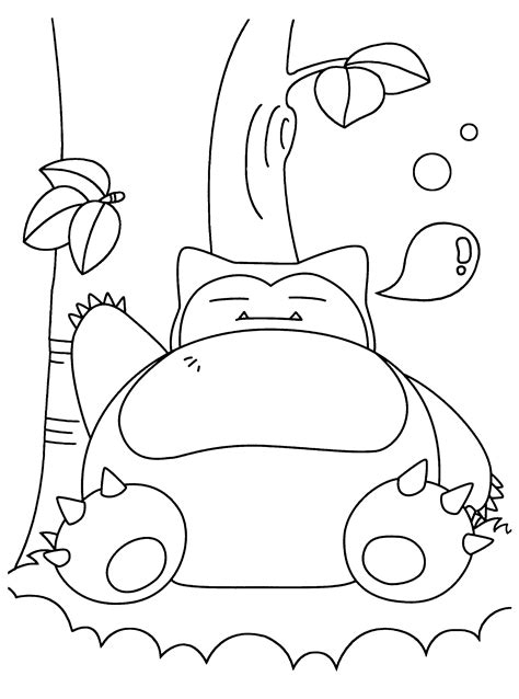 pokemon coloring pages snorlax snorlax pokemon coloring pages coloring pages