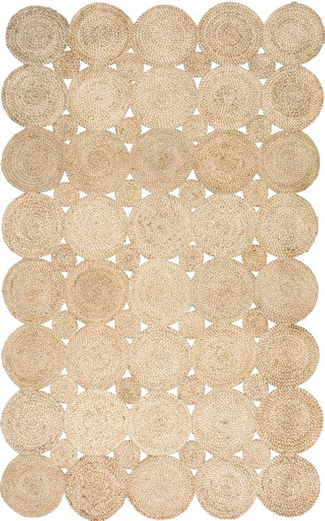 circle jute rug designer dupe jute circles rug the pursuit of style