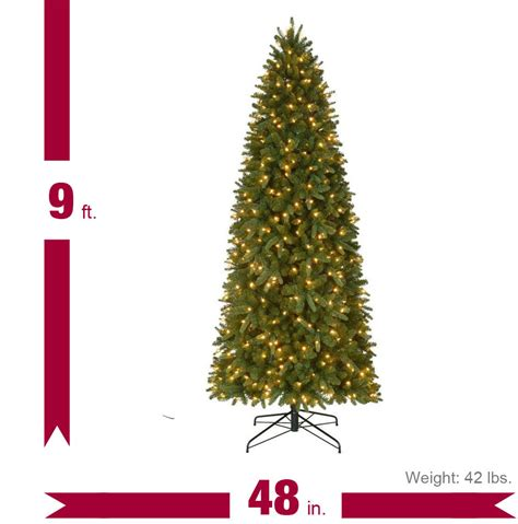 9 foot led tree 9 foot slim led tree 28 images buy national tree 2