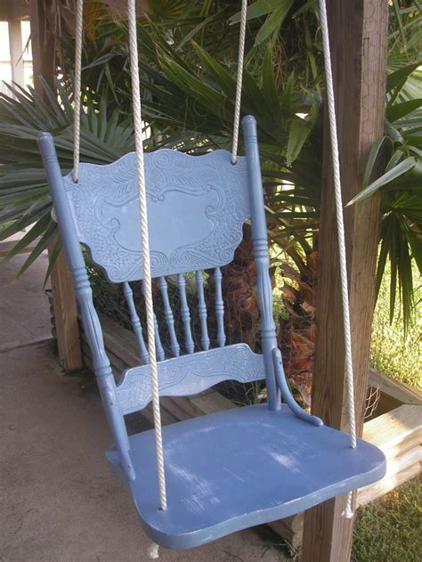 chair swing diy diy outdoor seating ideas decozilla