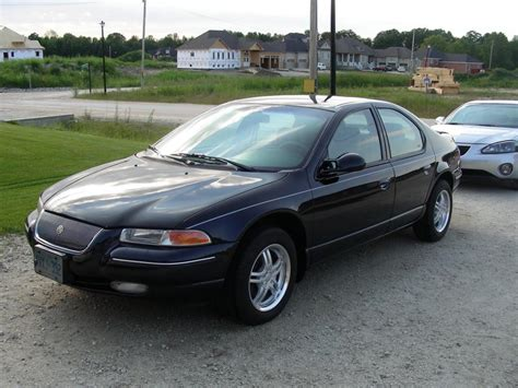 1995 chrysler cirrus information and photos zombiedrive