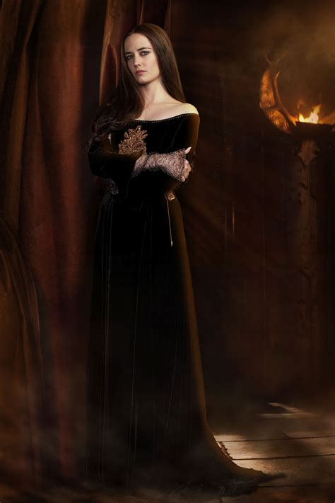 futura morgana green as le fay in camelot 31 at time of