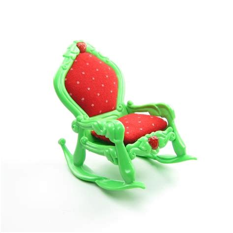 rocking chair for strawberry shortcake berry happy home