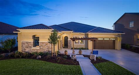 Sacramento New Homes by The Ridge At Blackstone New Home Community El Dorado Sacramento California Lennar Homes