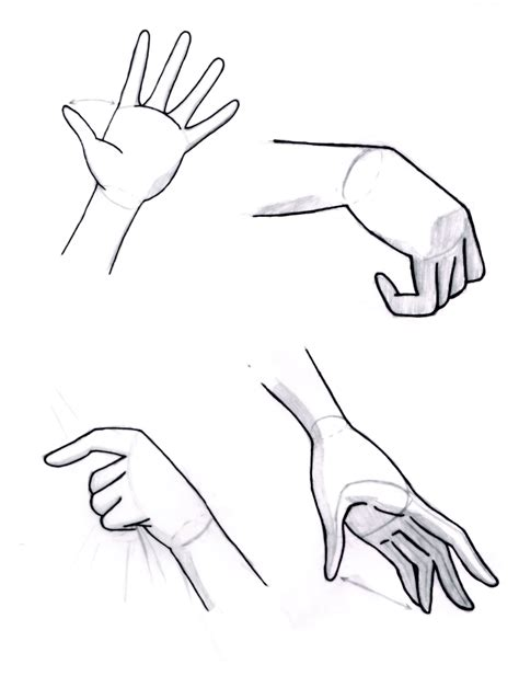 anime hand how to draw anime hands step volvoab