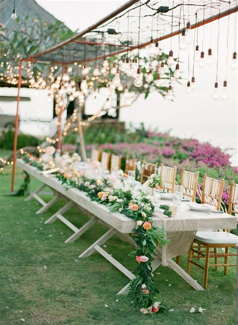 wedding trends 12 table runners centerpiece decoration