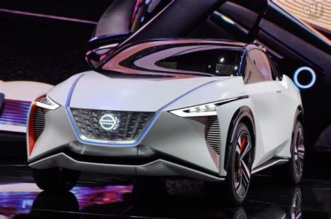 nissan imx 2020 nissan imx concept leaf based electric suv 2019 and 2020