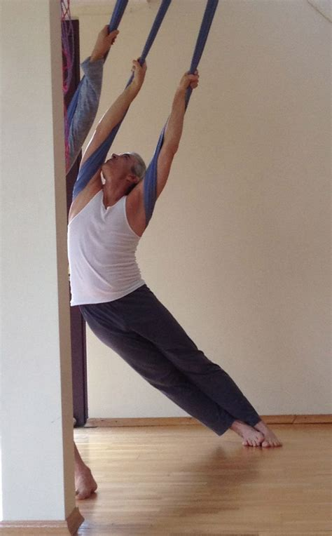 aerial combine traditional poses pilates and with the use of a hammock books 1000 images about aerial on poses