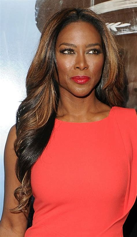 kenya moore wears weave the hottest black hairstyle trends what you should know