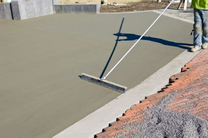 Concrete Floor Tools by Laying Concrete Garage Floor Slabs What You Need To