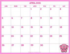 April 2009 Calendar 8 Best Images Of April 2015 Monthly Calendar Printable