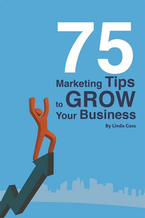 grow marketing 75 marketing tips to grow your business buy book