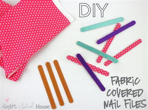 diy nail file diy fabric covered nail files