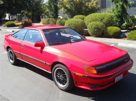 Toyota Celica 1989 1989 Toyota Celica For Sale In Bremerton Wa