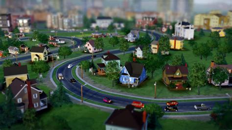 creating twisting towns    simcity polygon