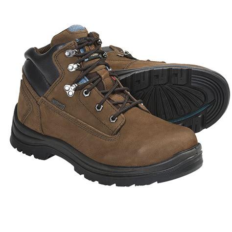 kodiak 6 steel toe work boots waterproof insulated