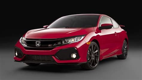 honda civic 2016 si 2016 la auto 2017 honda civic si debut youwheel
