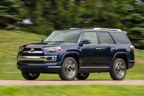toyota company limited 2017 toyota 4runner review carrrs auto portal