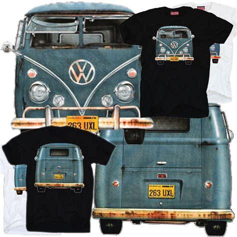 T Shirt Vw 2 bkk bargains vw t shirt split screen t1 veedub