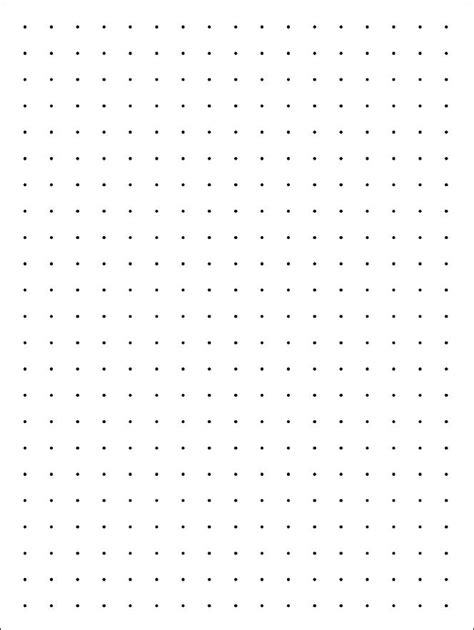 printable graph paper with dots best photos of dot grid paper printable printable dot