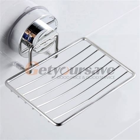 stainless steel bathroom tray stainless steel shower cup soap dish holder tray bathroom