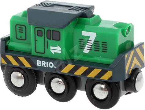 electric brio train brio electric locomotive green train alzashop com