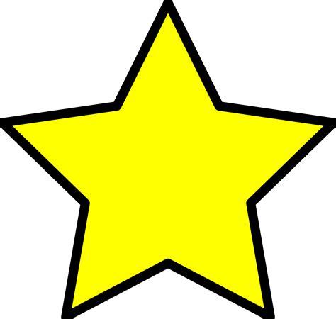 bintang vector clipart best - Clipart Bintang