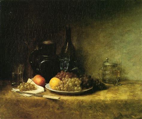 still artists ottis still 1883 painting framed
