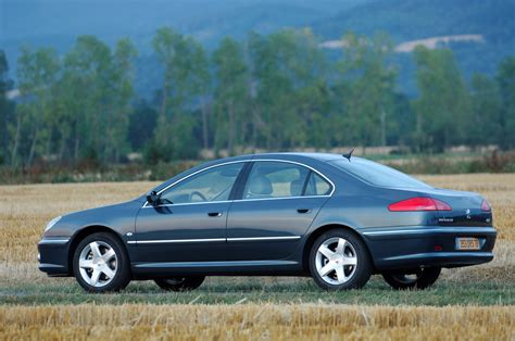 used peugeot 607 peugeot 607 saloon review 2000 2009 parkers