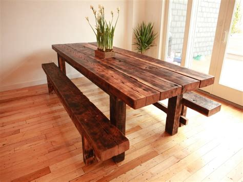 dining room table plans wood dining room table