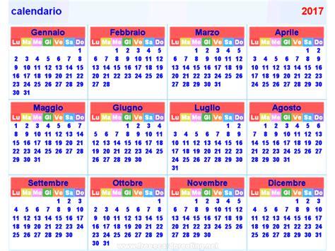 Calendario 2017 Grande Para Imprimir Calend 193 2017 Para Imprimir Modelos