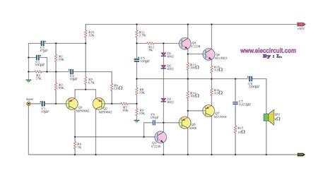 2n3055 transistor used address lifier circuit