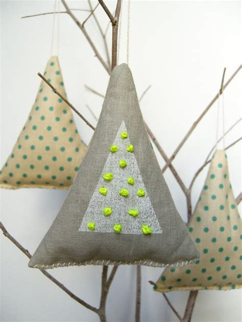 balsam fir christmas tree ornament sachets by quite