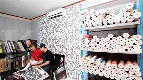 Roll Cat Motif Toko Nuramzah Keren harga wallpaper dinding per roll meter terbaru 2018