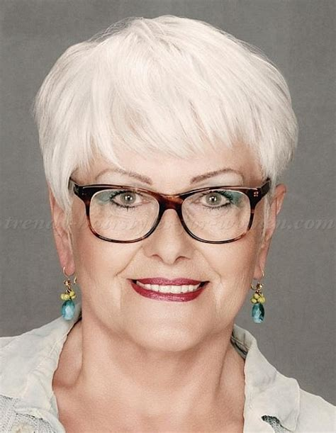 short gray haircuts for women over 60 2015 hairstyles for women over 60 with grey hair caroldoey