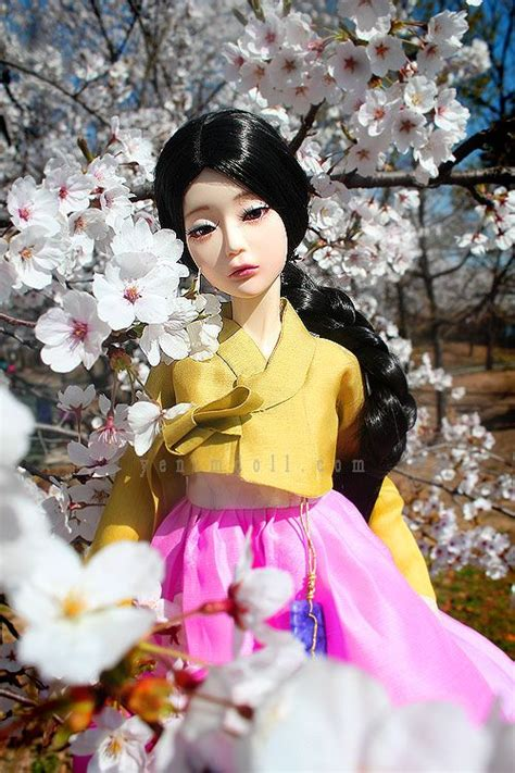 jointed doll names korea bjd doll doll name is yeondu yenimdoll s sd doll