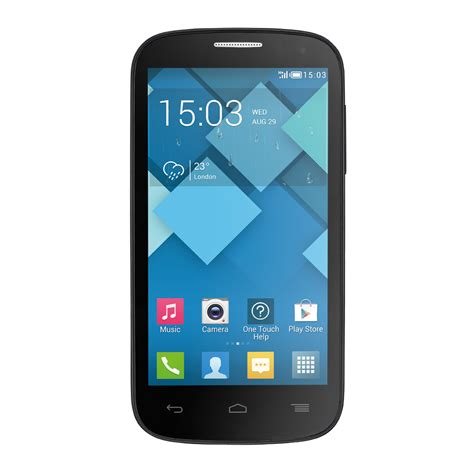 Hp Alcatel One Touch C5 alcatel one touch pop c5 black duos